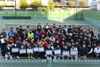 Chain Cup Men′s Doubles Festival′19@靭